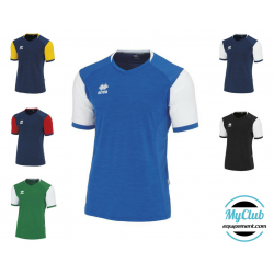Equipement Club-T-shirt hiro errea competition