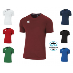 Equipement Club-t-shirt side errea competition