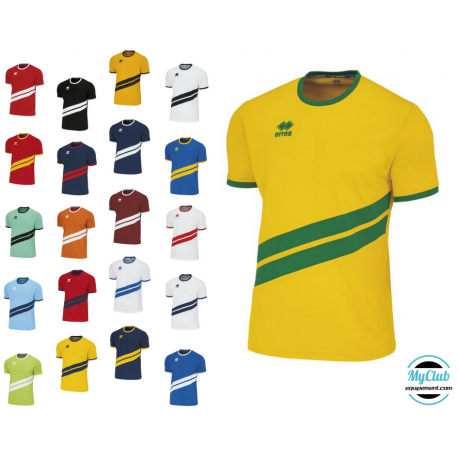 Equipement Club-T-shirt jaro errea competition