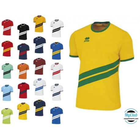 Equipement Club-T-shirt jaro errea competition
