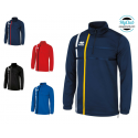 Sweat demi zip maxim errea - Equipement Club