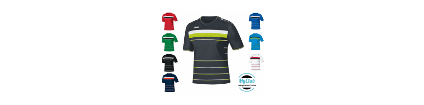 Maillot club de badminton