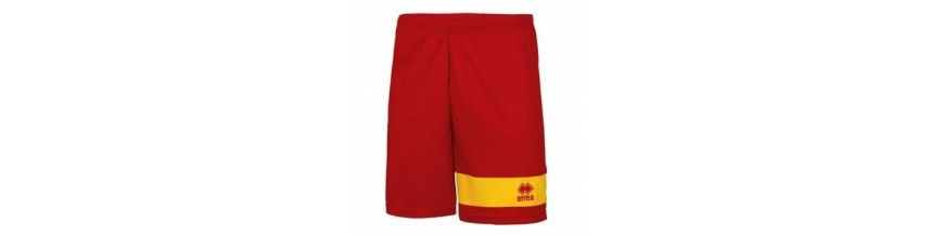 Shorts club de foot