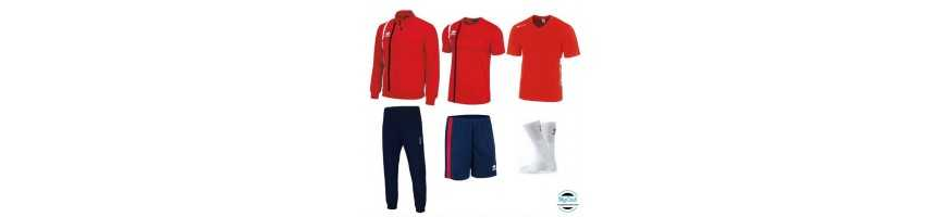 Pack Clubs de volley