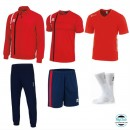 Pack Clubs de volley, jeu de maillot volley