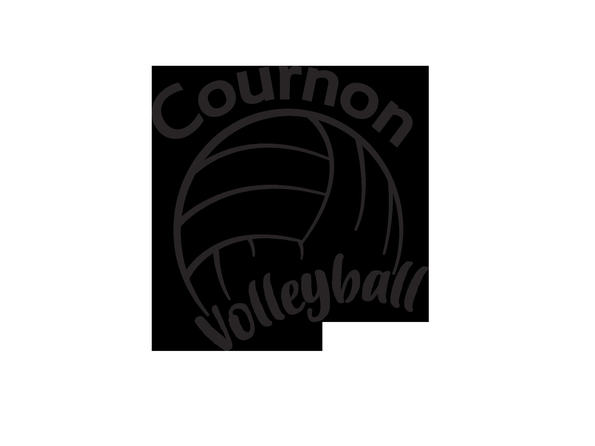 Equipement sportif personnalisé pour le club de volley de Cournon