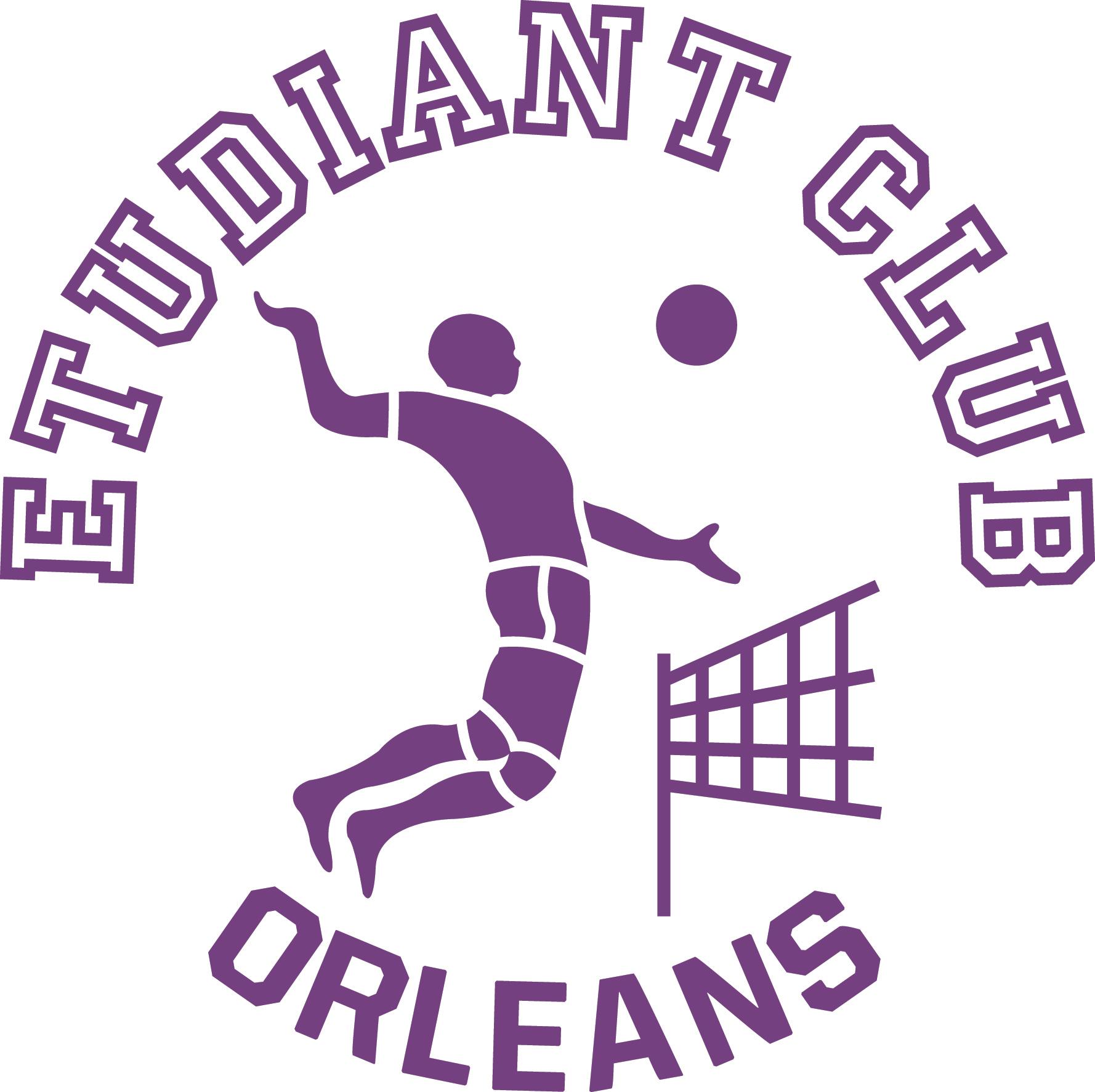 Equipement sportif personnalisé pour le club de volley de Etudiant Orléans
