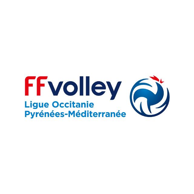 Equipements sportifs personnalisé pour la ligue de volley occitanie