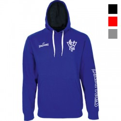 SWEAT CAPUCHE TEAM II HOODY SPALDING