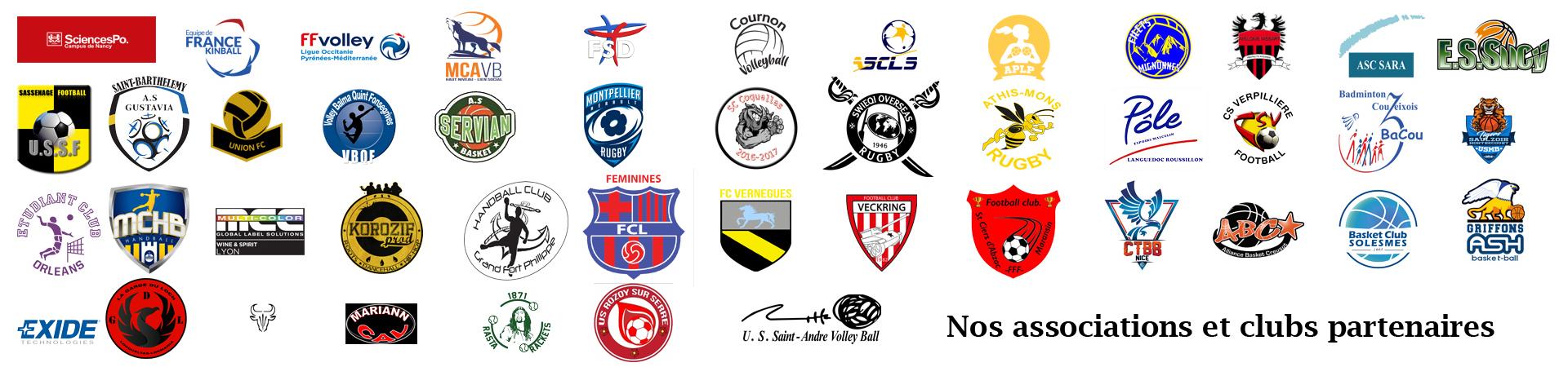 Equipement sportif flocage personnalise pour club