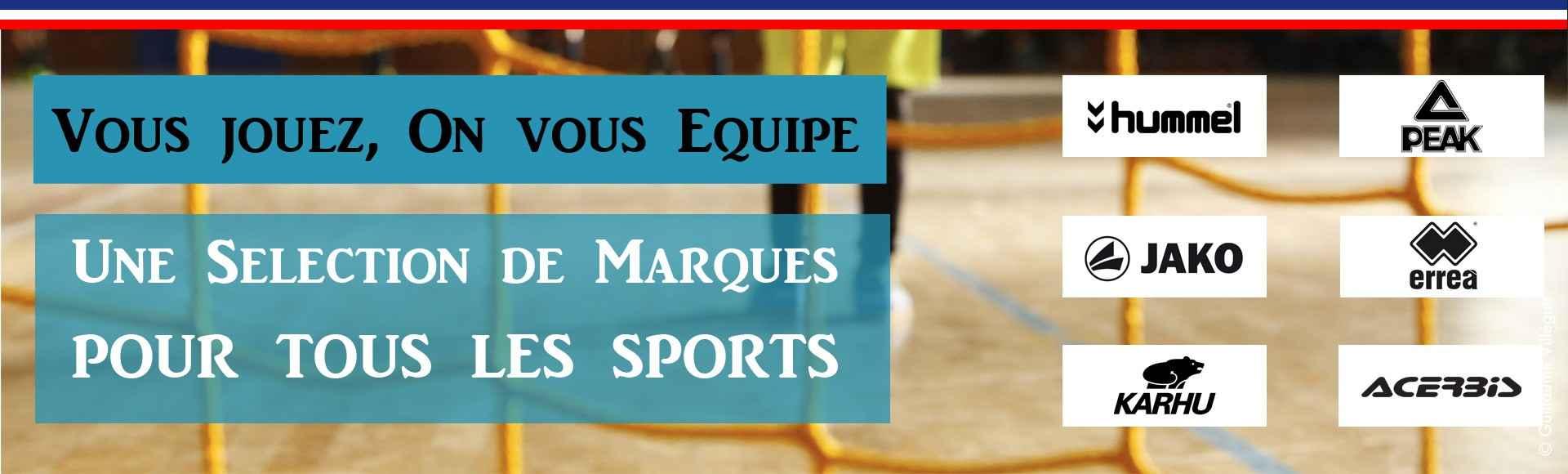Equipement club personnalisé - tenue -maillot short chaussettes- pack