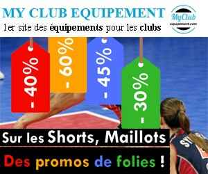 Equipement, survetement, maillot  club de foot, volley, basket, rugby -  Pas cher